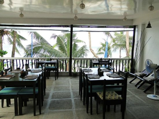 DiveGurus Boracay Beach Resort: Restaurant