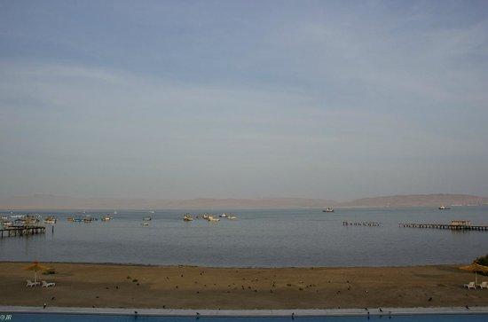 San Agustin Paracas: The beach