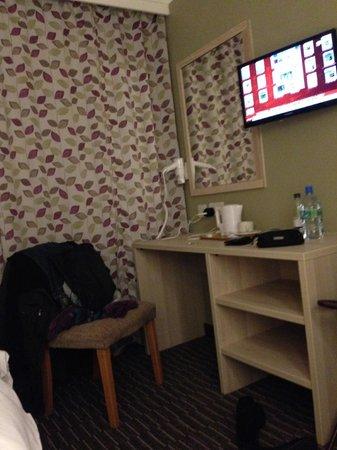 President Hotel: camera