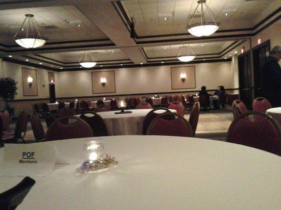 Holiday Inn Tewksbury Andover : Function/ballroom