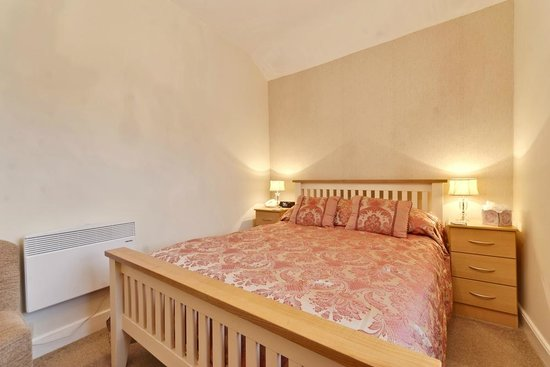 Lauriston Court Hotel: Room 5 rear twin/ family