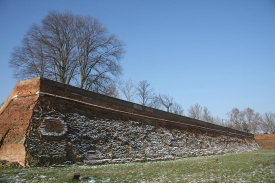 Le Mura di Ferrara: sottomura di ferrara