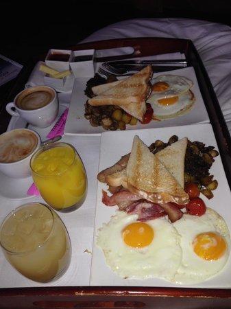 Tigerlily Hotel : Breakfast
