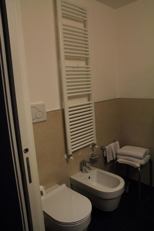 BEST WESTERN PLUS Hotel De Capuleti: wc e bidet