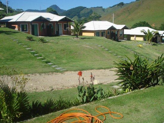 Hotel Pousada Bambuzal: Pousada cercada de belezas naturais.
