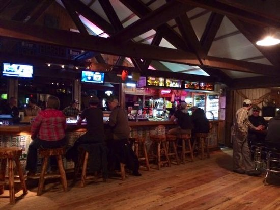 Gallatin Riverhouse Grill: Bar