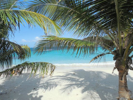 Playa Flamenco: Picture perfect