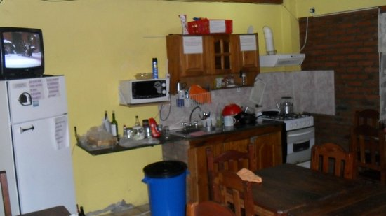 Hostel Buenos Aires: Cocina