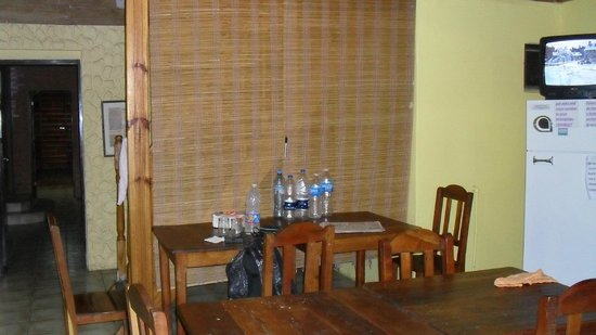 Hostel Buenos Aires: Comedor hacia las habitaciones