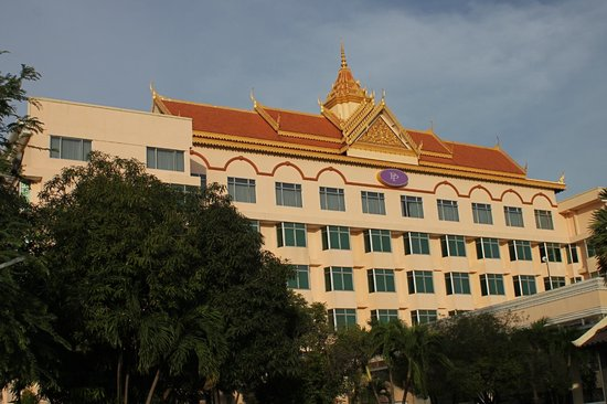 Phnom Penh Hotel , located  in Phnom Penh, Cambodia