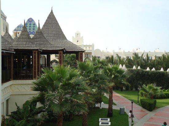 Clubhotel Riu Karamboa : Hotel grounds