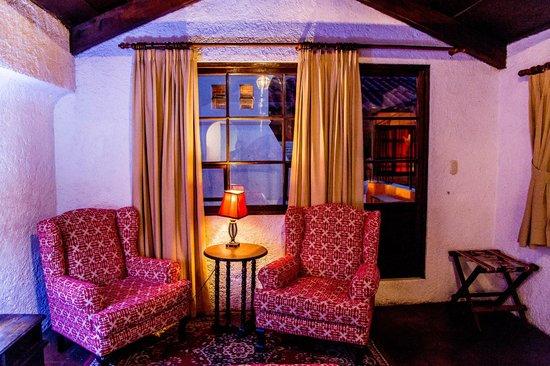 Cacao Boutique Hotel: Red Suite - Terrace door