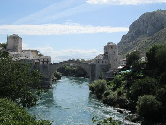 TUI SENSIMAR Kalamota Island Resort: Mostar bridge in Bosnia