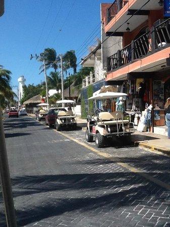 Villa del Palmar Cancun Beach Resort & Spa: Isle Mujeres