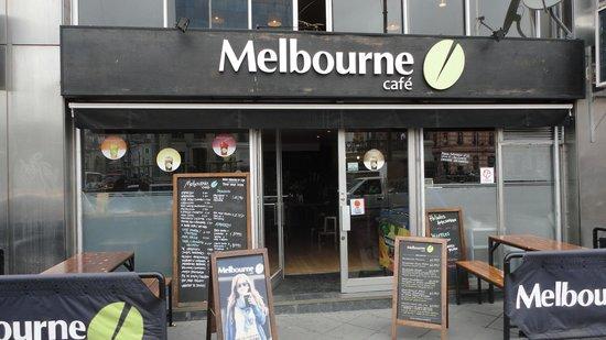 Melbourne Cafe: Foto 1