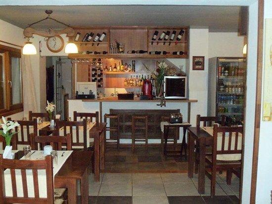 Hotel Las Dunas: Comedor