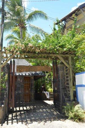 Residence Peramal : Entrée de la Résidence
