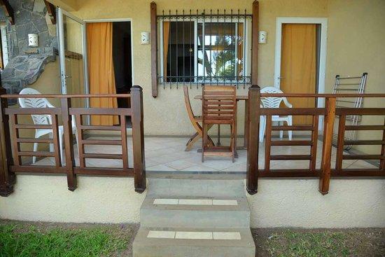 Residence Peramal : Terrasse RDC