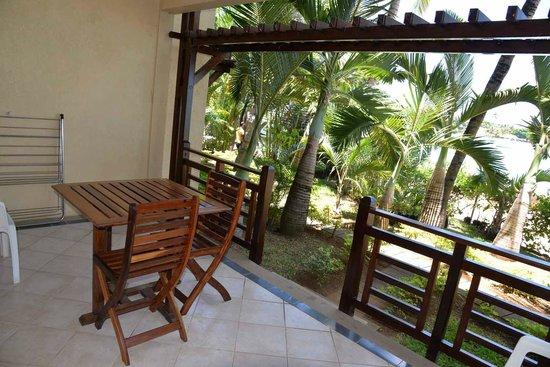 Residence Peramal : Terrasse