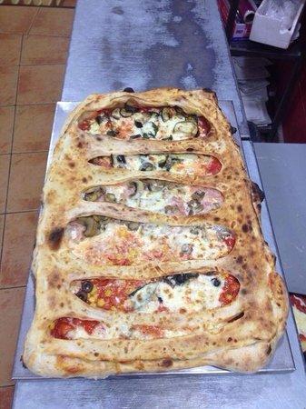 Pizzametro: Para los amantes de comer bien y gastar poco!!