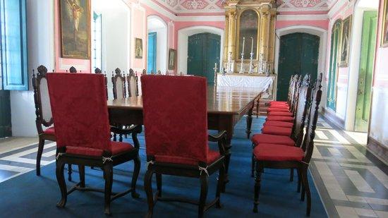 Ordem Terceira do Carmo church : Sala de reunião