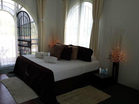 Colibri Hotel B&B: La elegancia de la cama