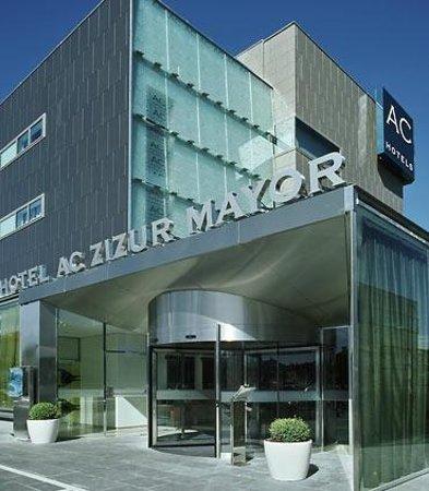 AC Hotel Zizur Mayor by Marriott: Fachada