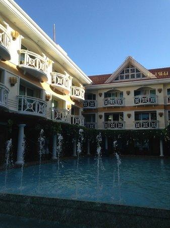 Boracay Mandarin Island Hotel : Hotel rooms