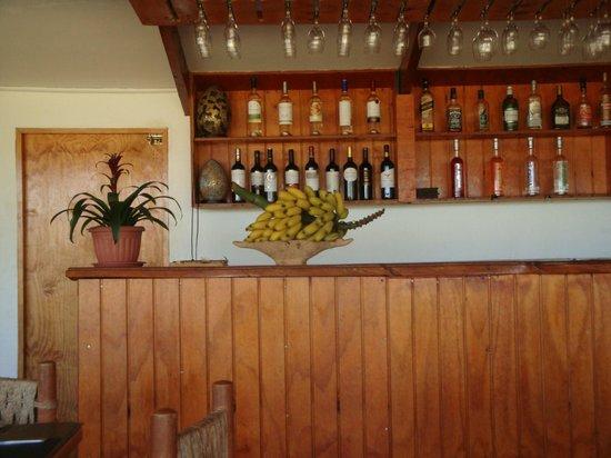 Kuki Varua: Upstairs Patio Bar