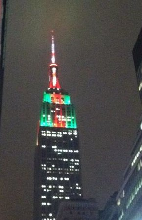 The New Yorker A Wyndham Hotel : Empire State Building