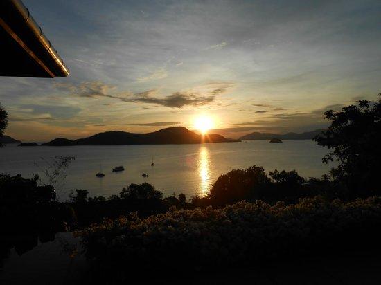 Sri Panwa Phuket: View from sunset villa