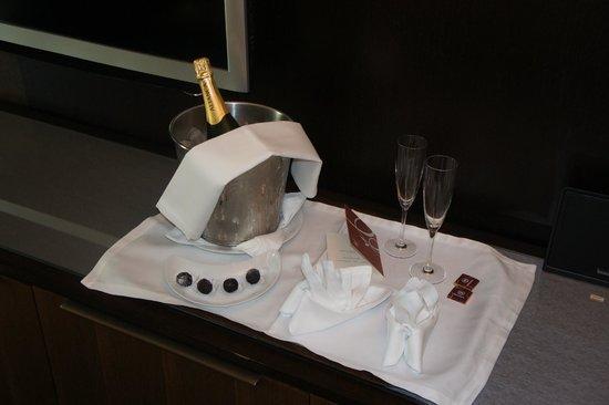 Sheraton Porto Hotel & Spa: presente