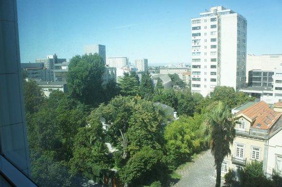 Sheraton Porto Hotel & Spa: vista