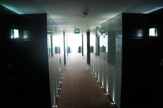 Sheraton Porto Hotel & Spa : corredores