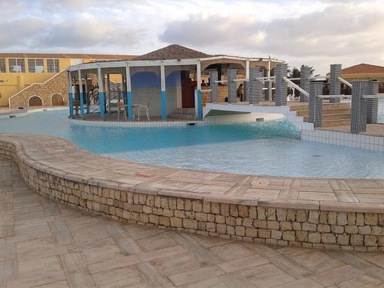 Crioula Club Hotel & Resort: piscina Crioula
