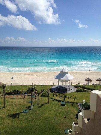 Paradisus Cancun: balcony view