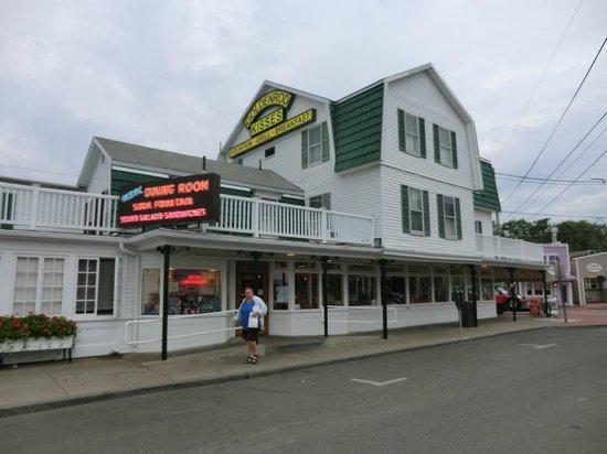 Goldenrod Restaurant: outside