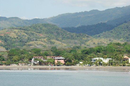 Beach Break Resort : plage et le Morgan's