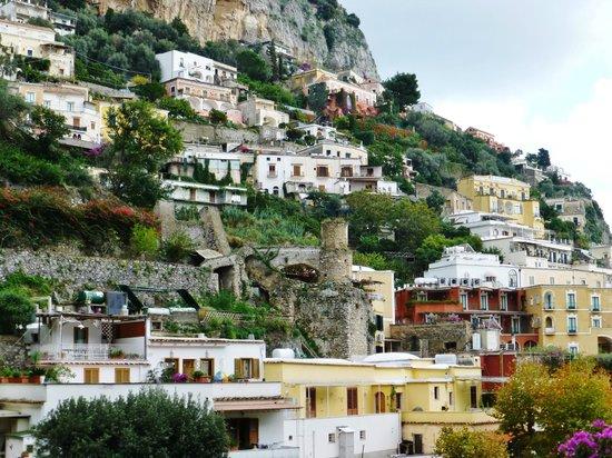 location photo direct link spiaggia grande positano amalfi coast campania