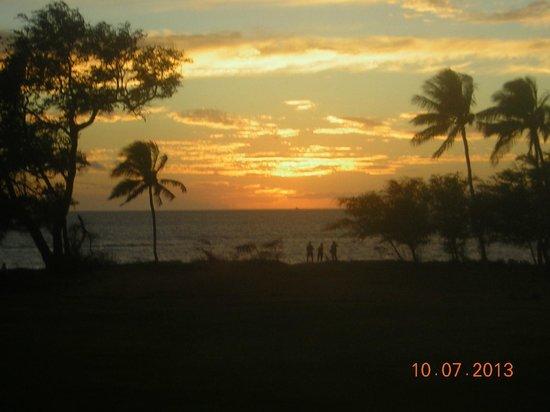 Maui Schooner Resort : From my bedroom window no less!