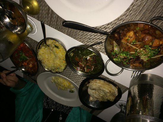 Spice Of India: Main Course