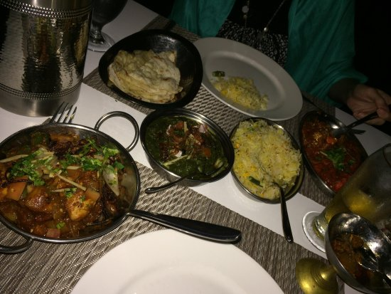 Spice Of India : Main Course