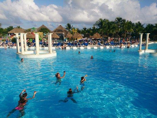 Grand Palladium Colonial Resort & Spa : piscinas