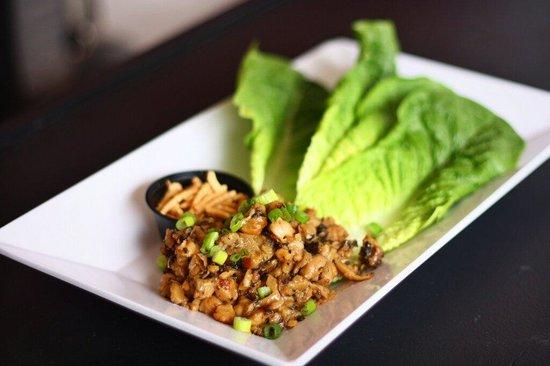 Luquillo Beach BBQ: Vegan Lettuce Wraps.
