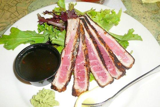 Suicide Bridge Restaurant: Tuna Asian