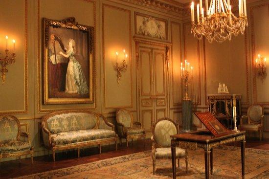 Metropolitan Museum of Art : Uma das salas