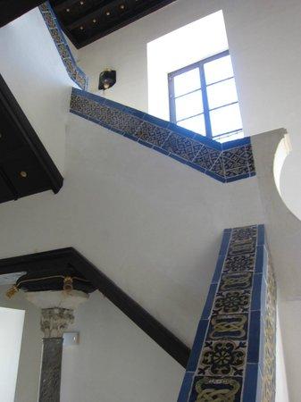 Las Casas de la Judería: nice stairs
