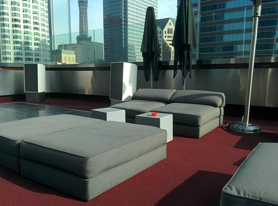 The Standard Downtown: The Rooftop