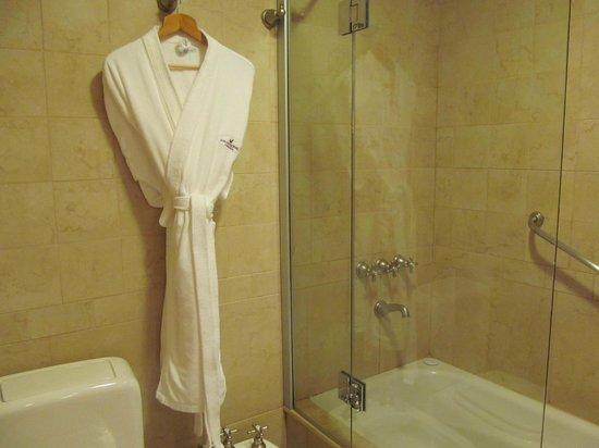 Los Cauquenes Resort & Spa: batas