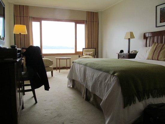 Los Cauquenes Resort & Spa: habitación